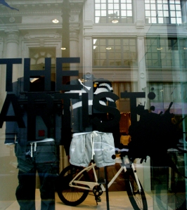 Storefront Window San Francisco, April 1
