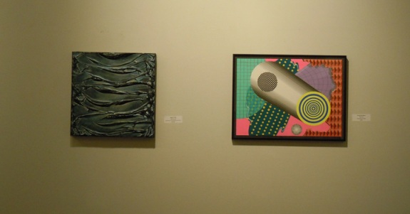 """Art at Sandra Lee Gallery """"The Abstract"""""""