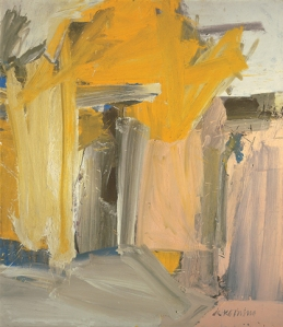 Door to the River, de kooning 1960