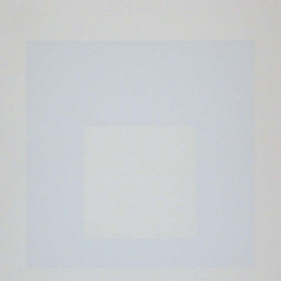 "josef albers ""homage to the square nacre"""
