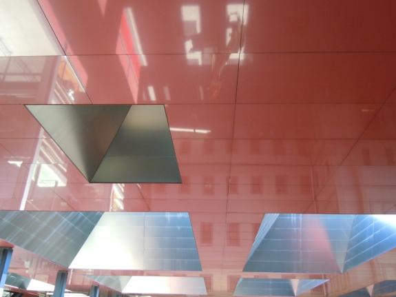 Museo Reina Sofía skywells