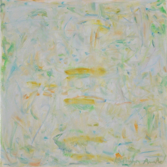 "Mesmerize, kathryn arnold, 20 x 20"", oil on canvas"