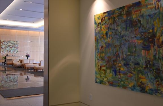 Kathryn Arnold Installation View