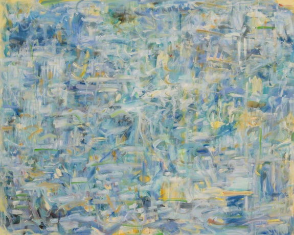 "After Ocean Park #60 by kathryn arnold, 48 x 60"", oil on canvas"