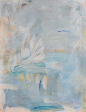 """Kathryn Arnold, """"After OP #56"""", Acrylic on Archival Paper, 26 x 19"""""""