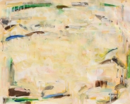 """Kathryn Arnold, """"After OP #87"""", Acrylic on Archival Paper, 22 x 30"""""""